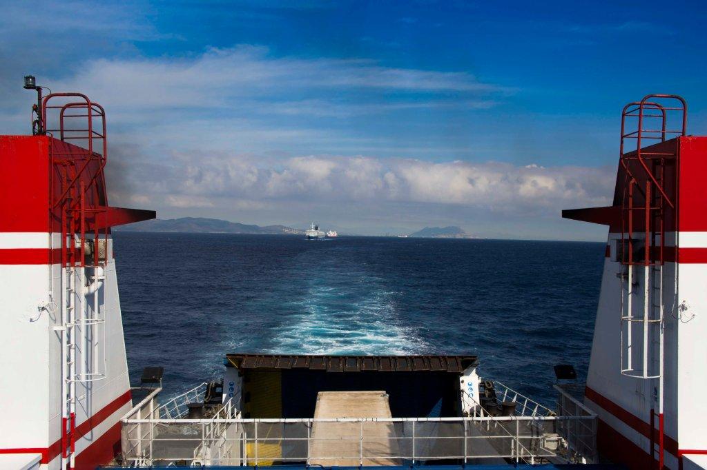 Ferry Algeciras to Tangier
