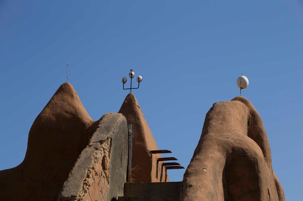 Mosquée de Ba Sounou Sacko - Segou-Koro
