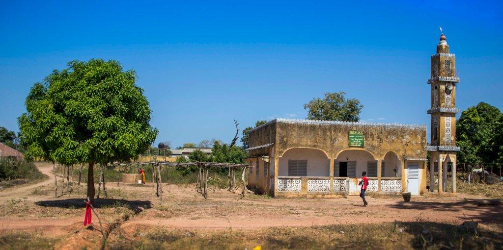 Village mosque
