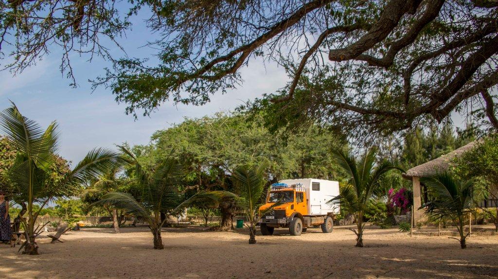 Italian run paradise in the Casamance