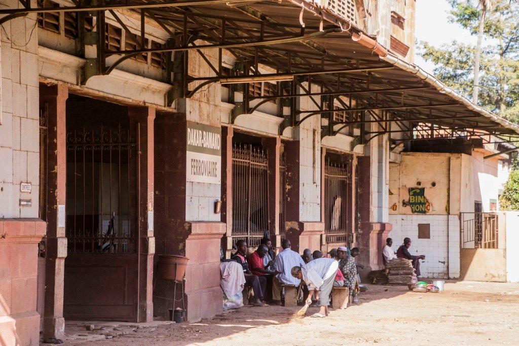 Bamako railway station