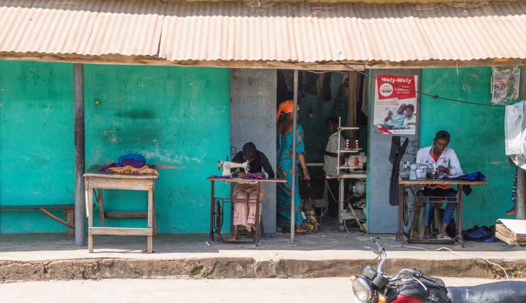 Street side tailors