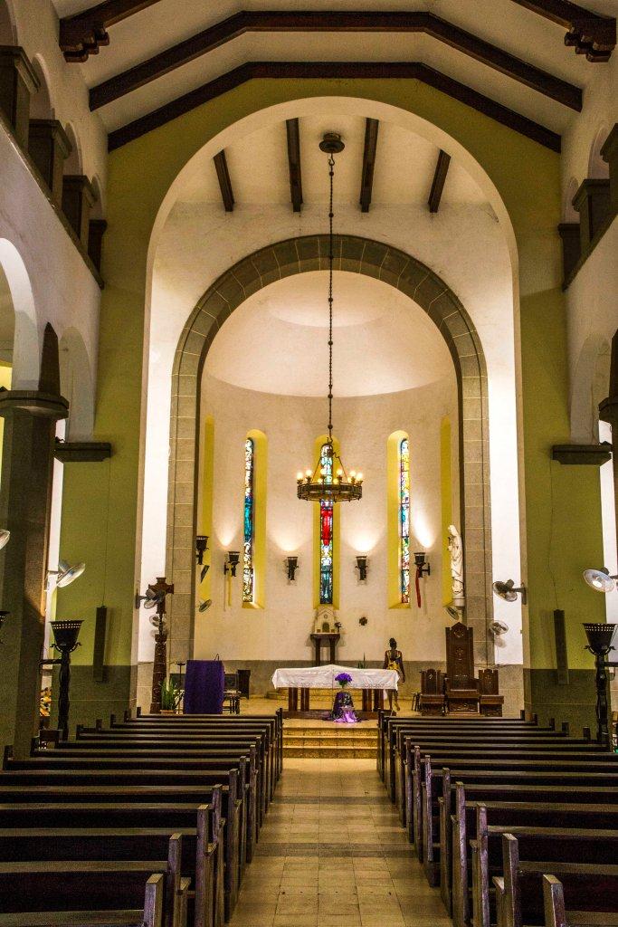 Igreja Catolica - Bissau