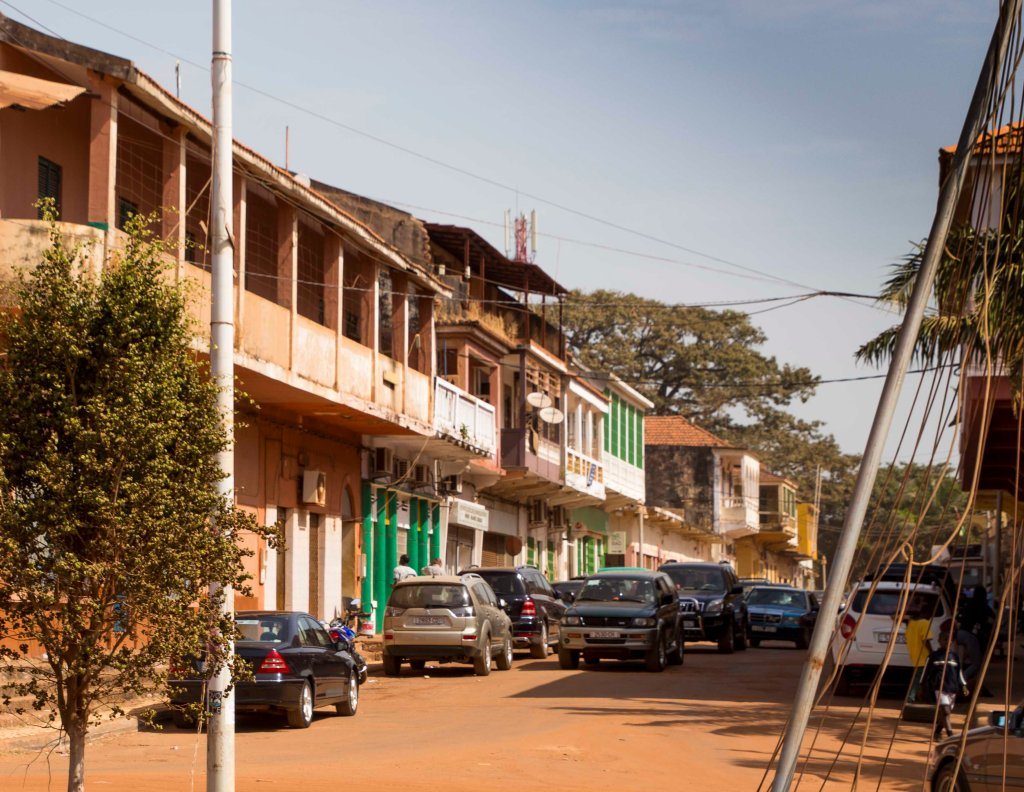 Bissau's colonial past
