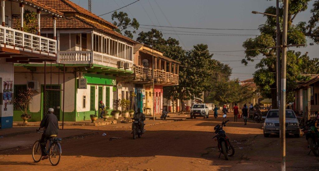 Colonial houses - Gabu